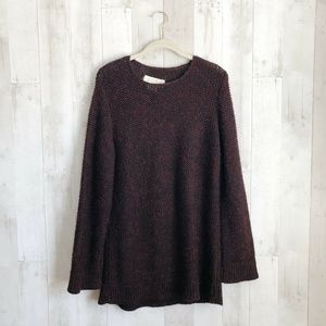 [Maison Martin Margiela] Maroon Pullover Sweater